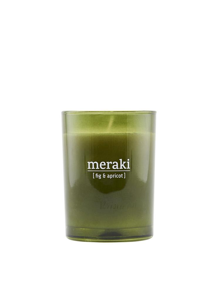 Geurkaars Vijg & Abrikoos - Meraki-1
