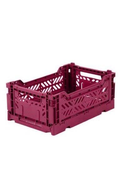Folding Crate Chili Pepper - Small