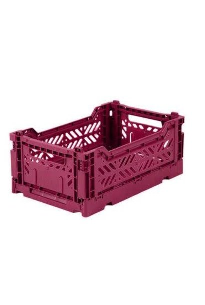 Folding Crate Chilli Pepper - Small