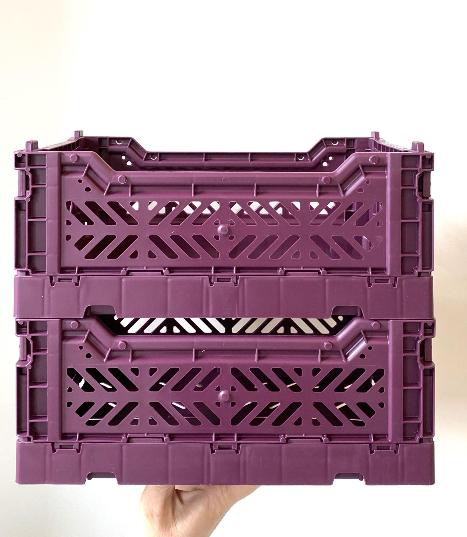 Plooibak Purple Small - Aykasa-2