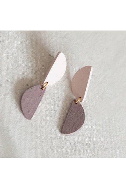 Earrings Pink Vivid 15
