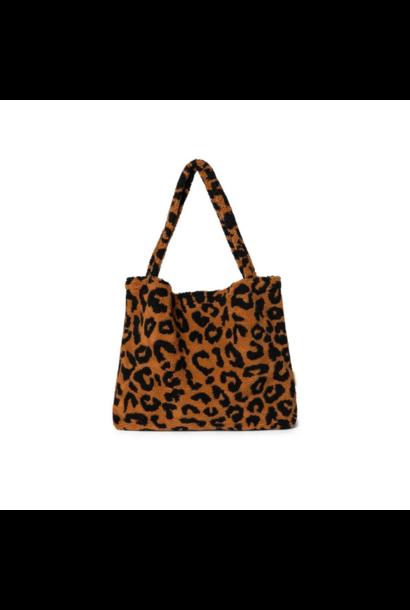 Mom-Bag Leopard Brown