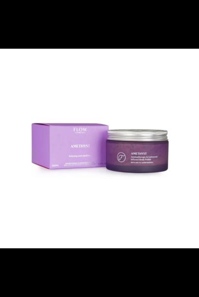 Amethyst Aromatherapy & Gemstone Body Polish