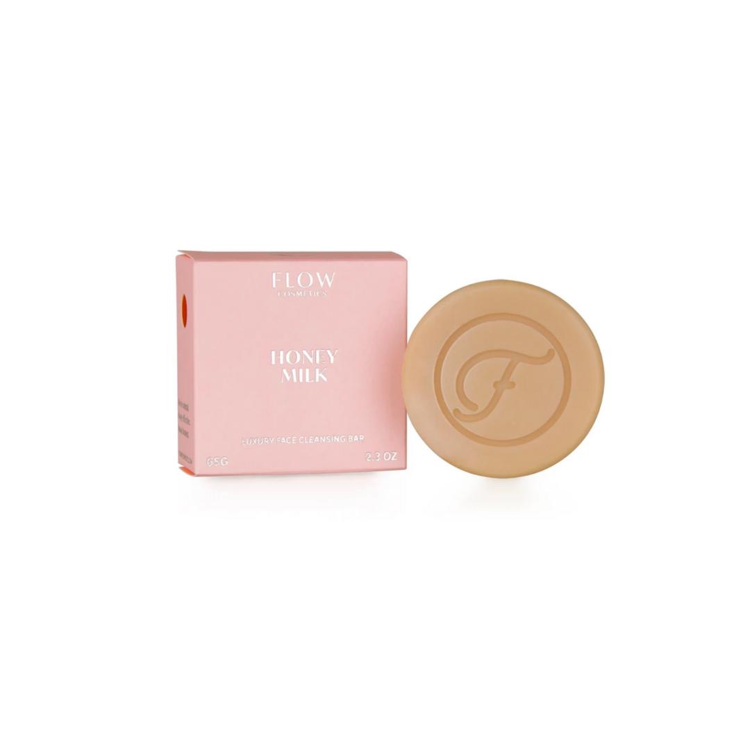 Honey Milk Luxe gezichtszeep - Flow Cosmetics-1