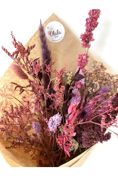 Dry Bouquet Pink