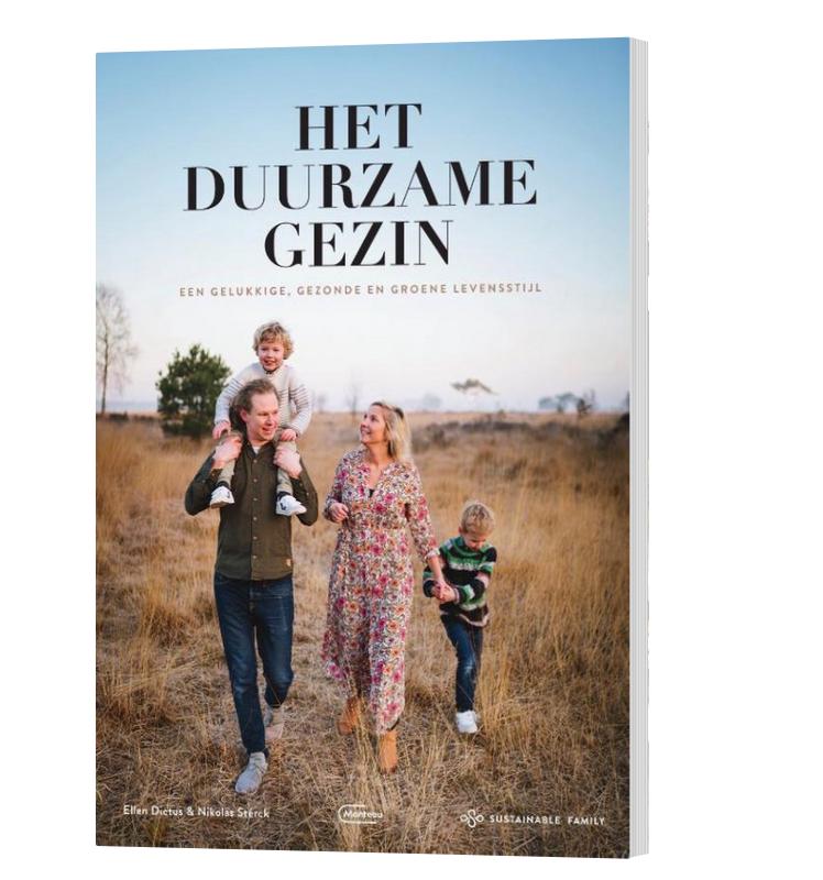 Boek Het Duurzame Gezin - Ellen Dictus & Nikolas Sterck-1