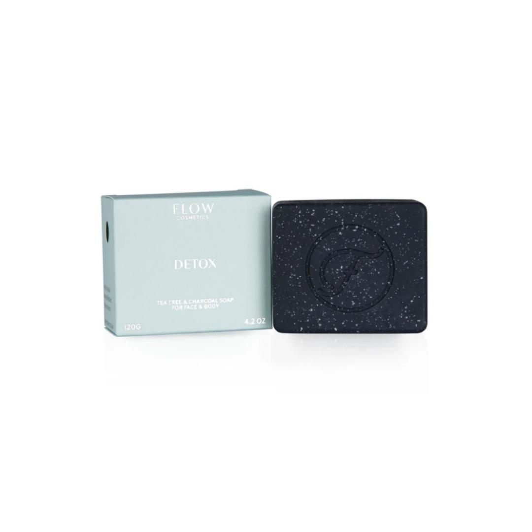 Detox Soap Diepreinigende gezichtszeep - Flow Cosmetics-1