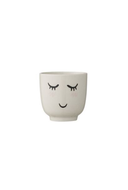 Smilla Smiley Mug White