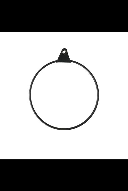 Ring Black Small