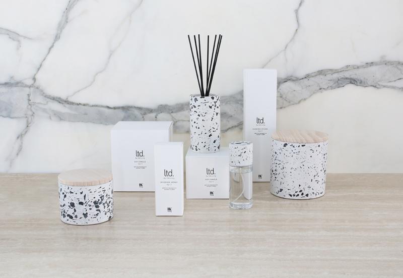 Interieur Spray Coconut Flower - HK Living-2