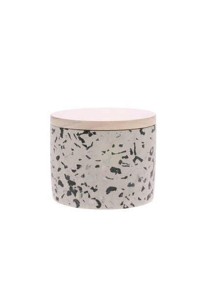 Soy Candle Coconut Flower