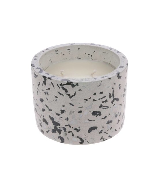 Soy Candle Coconut Flower - HK Living-2