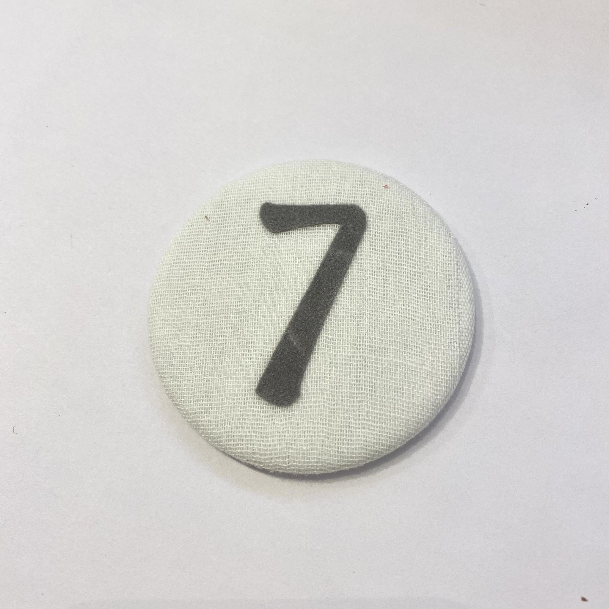 Cijferknop 7 Grijs - Liezelijn-1