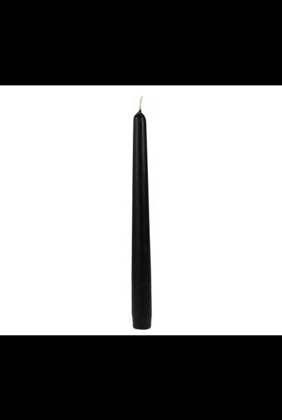 Spitskaars Zwart