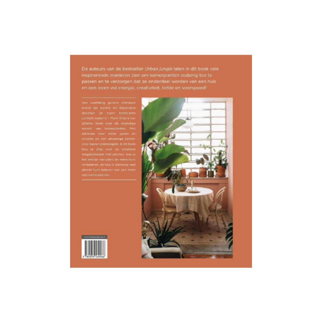 Plant Tribe: Lang en Gelukkig Leven met Planten-2