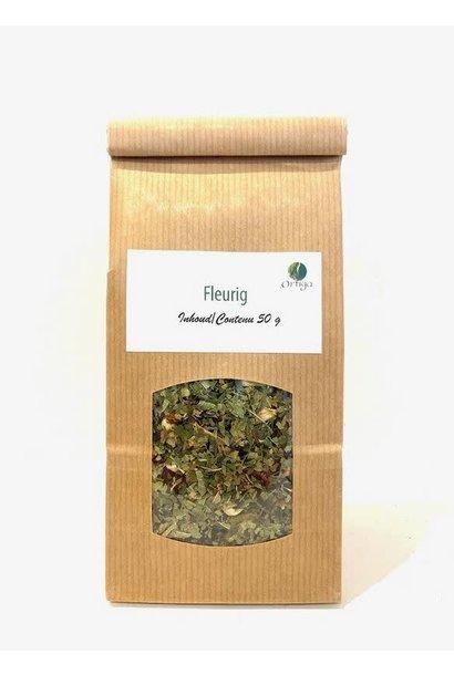 Tea - 'Fleurig