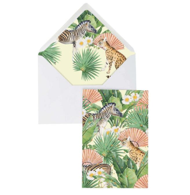 Greeting Card - Flower Garden - Creative Lab-1
