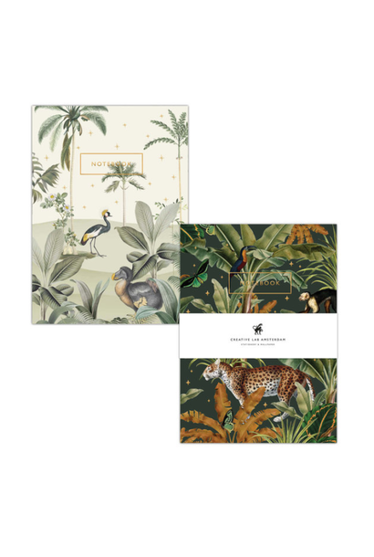 Notebook Set Dodo / Mighty Jungle