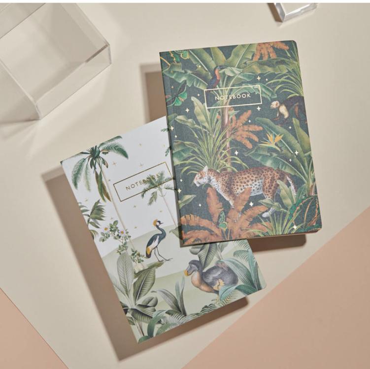 Notebook Set Dodo / Mighty Jungle - Creative Lab-2