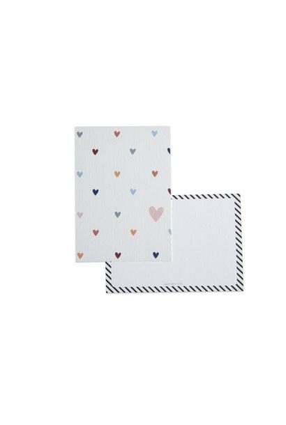 Greeting Card  Hearts