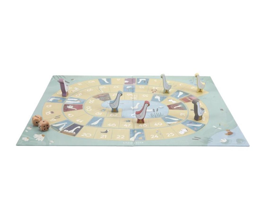 Het Ganzenbord Spel - Little Dutch-1