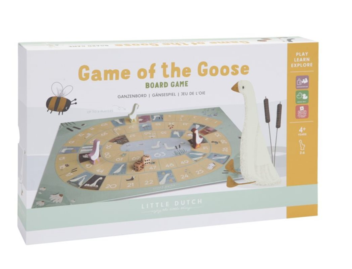 Het Ganzenbord Spel - Little Dutch-3