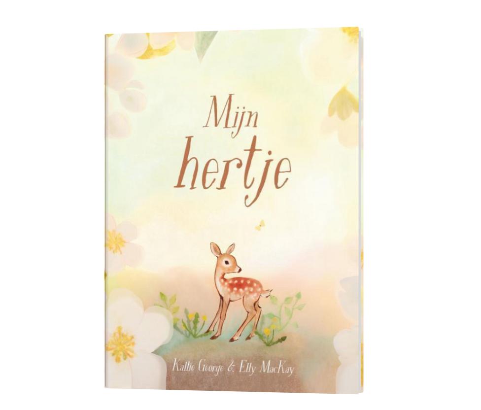 Boek Mijn Hertje - Atelier Olala-1