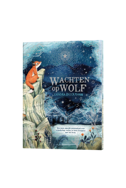 Book Waiting For Wolf