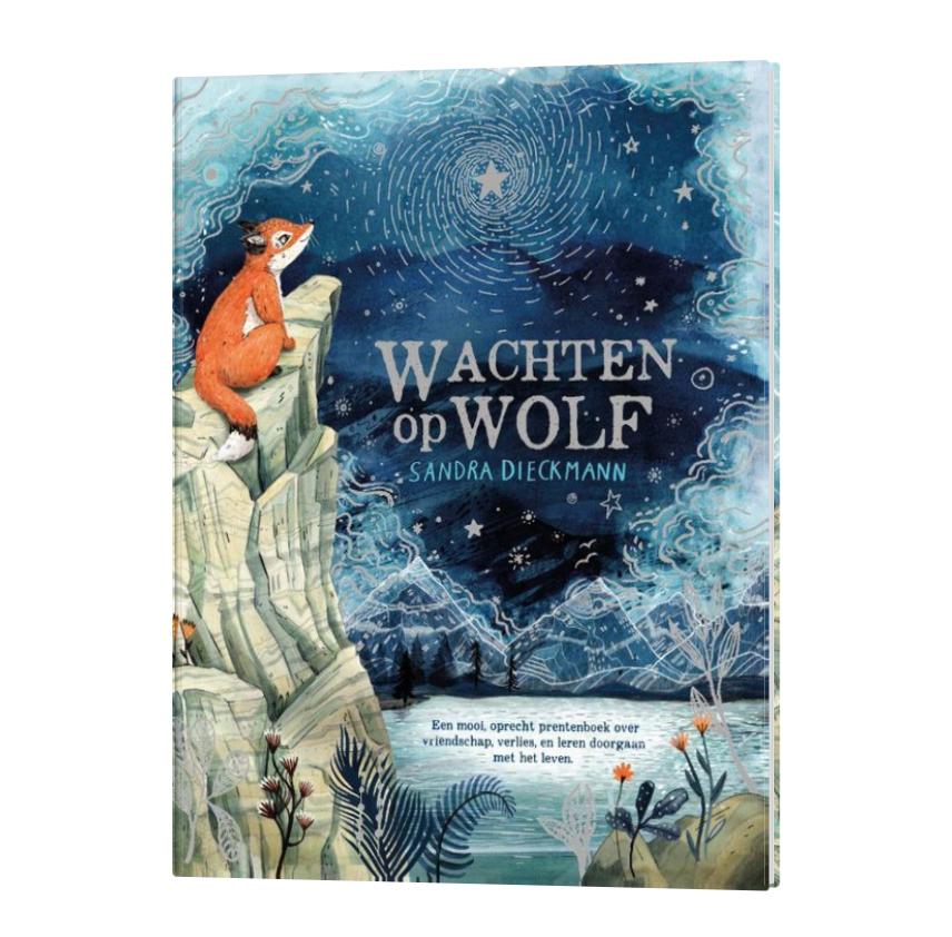 Boek Wachten Op Wolf - Atelier Olala-1