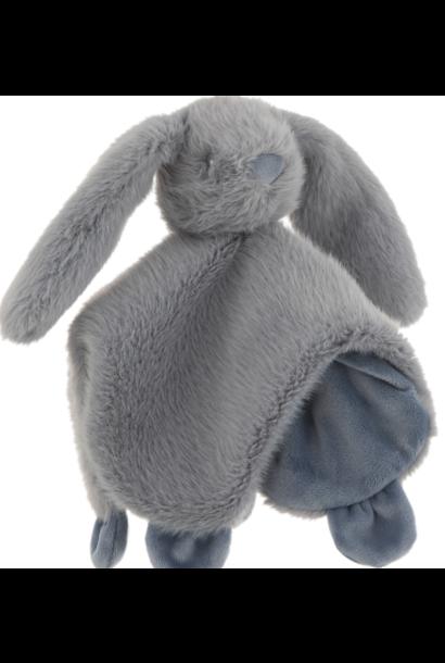 Doudou konijn blauw