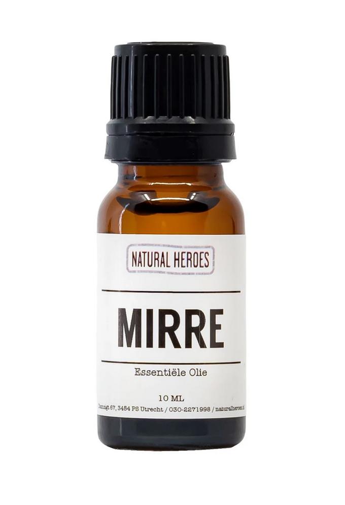 Essentiële Olie - Mirre - Natural Heroes-1