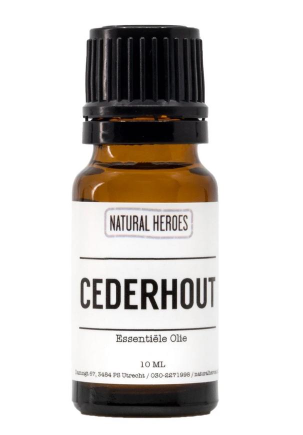 Essentiële Olie - Cederhout - Natural Heroes-1
