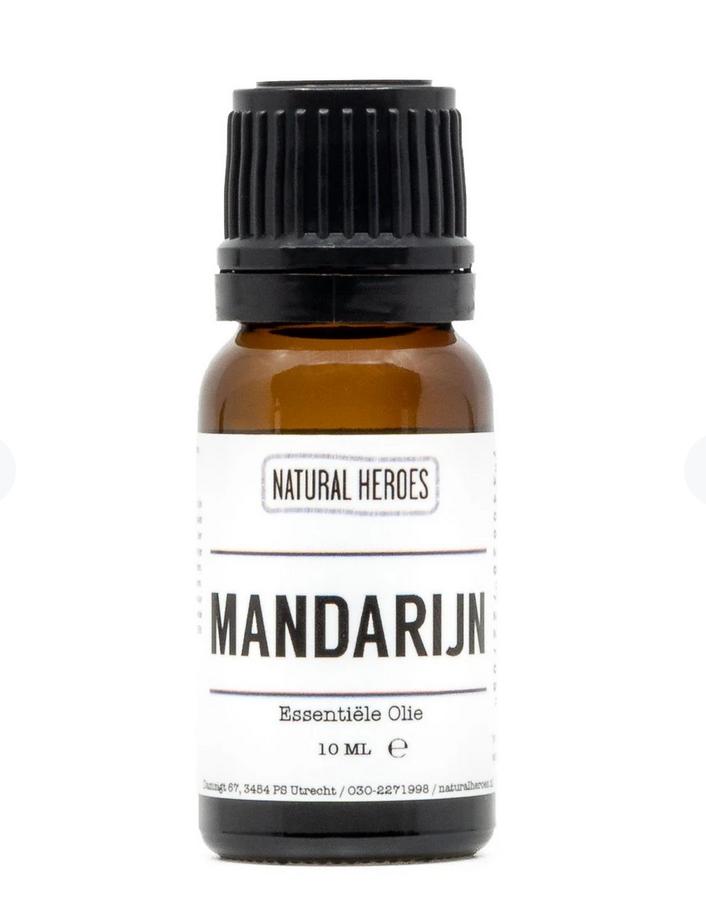 Essentiële Olie - Mandarijn - Natural Heroes-1