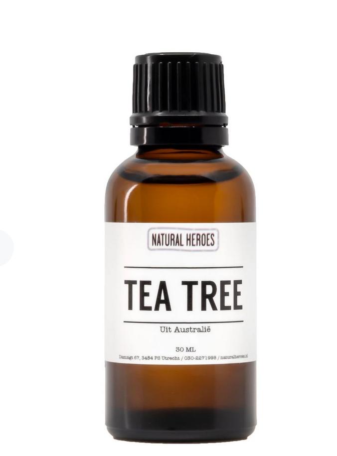 Essentiële Olie - Tea Tree - Natural Heroes-1