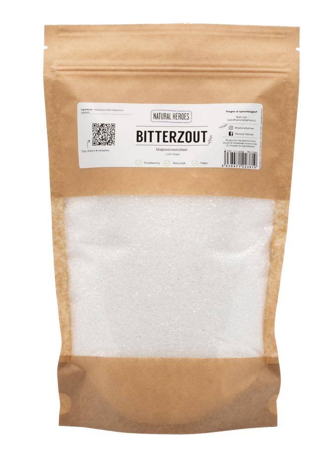 Bitterzout - Badzout/ Scrub - Natural Heroes-1