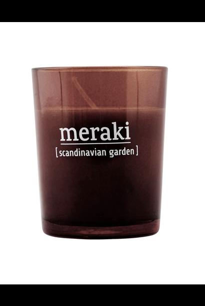 Geurkaars Scandinavian Garden klein