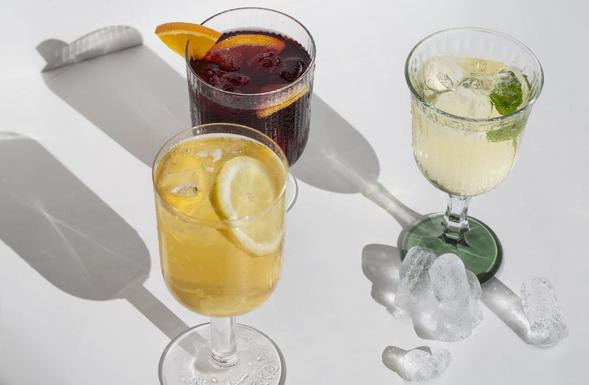 Iced Tea - gedroogde mango & groene thee - Pineut-3