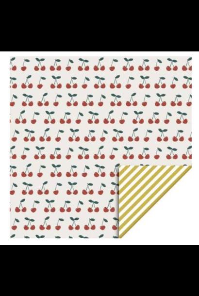 Inpakpapier Kersen