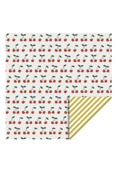 Wrapping Paper Cherry