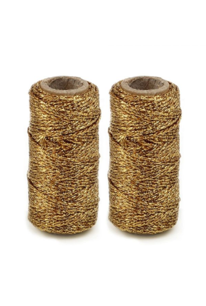 Roll of Gold Ribbon