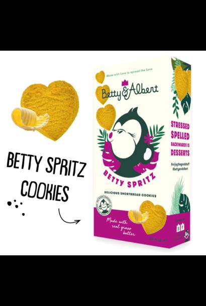 Betty Spritz Cookies