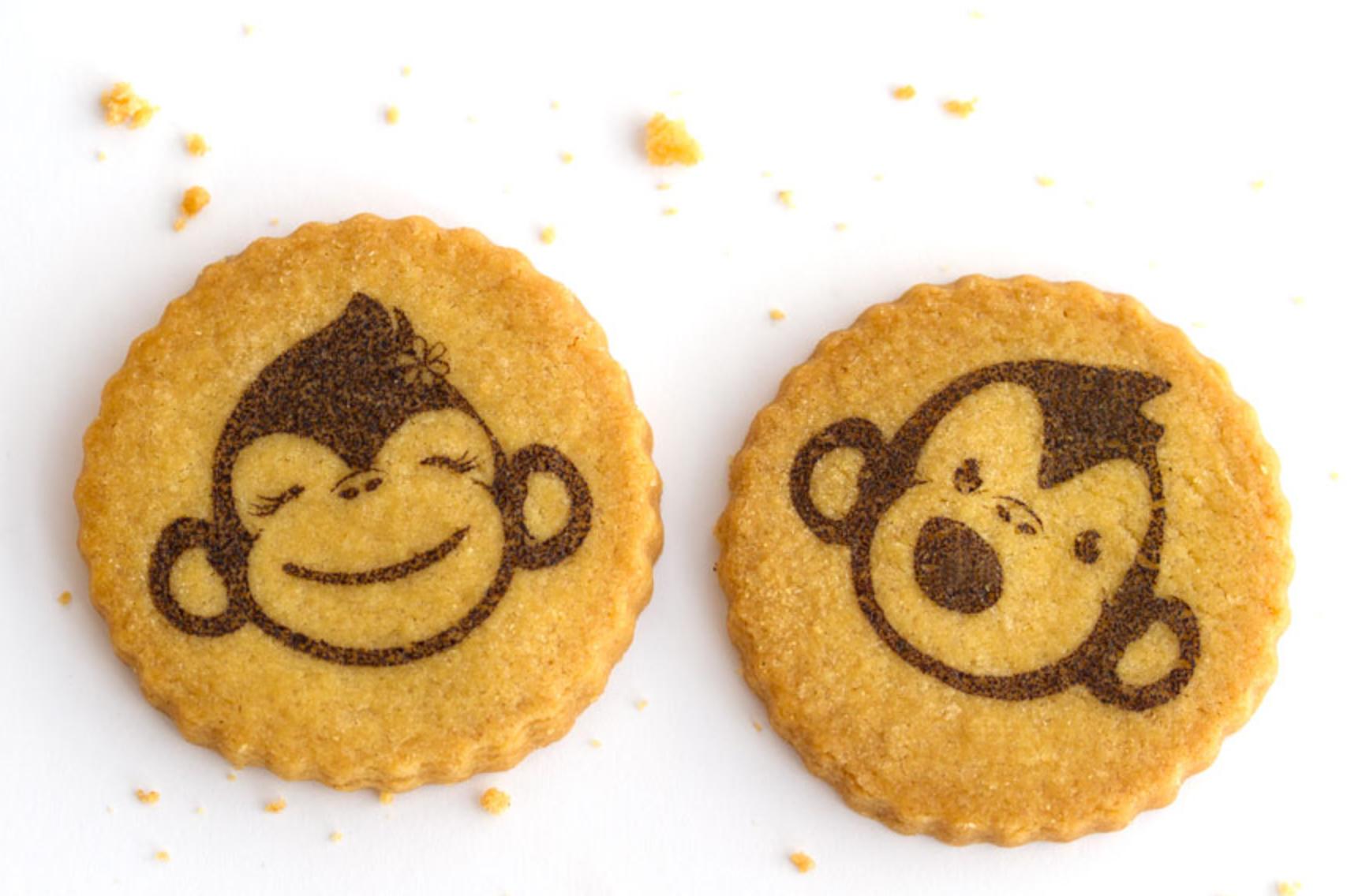 Funky Monkey Cookies - Betty & Albert-2