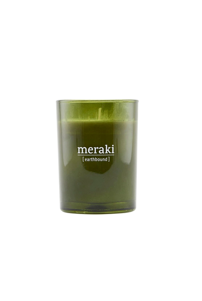 Scented candle Earthbound