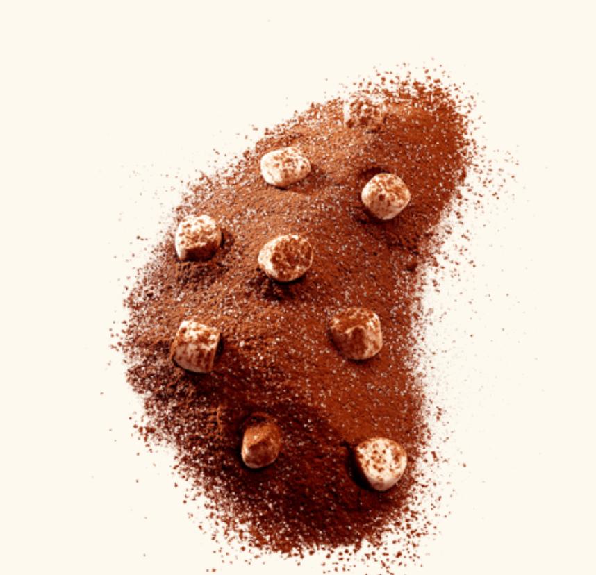 Marshmallow Chocolate Powder - Baru-2