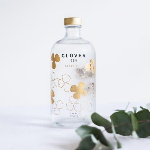 Lucky N°4 - Clover Gin-1