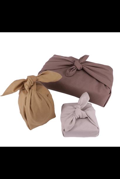 Geschenkverpakking Set - Aardekleuren