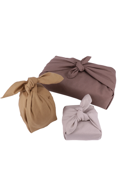 Gift Wrapping Set - Earth Colors