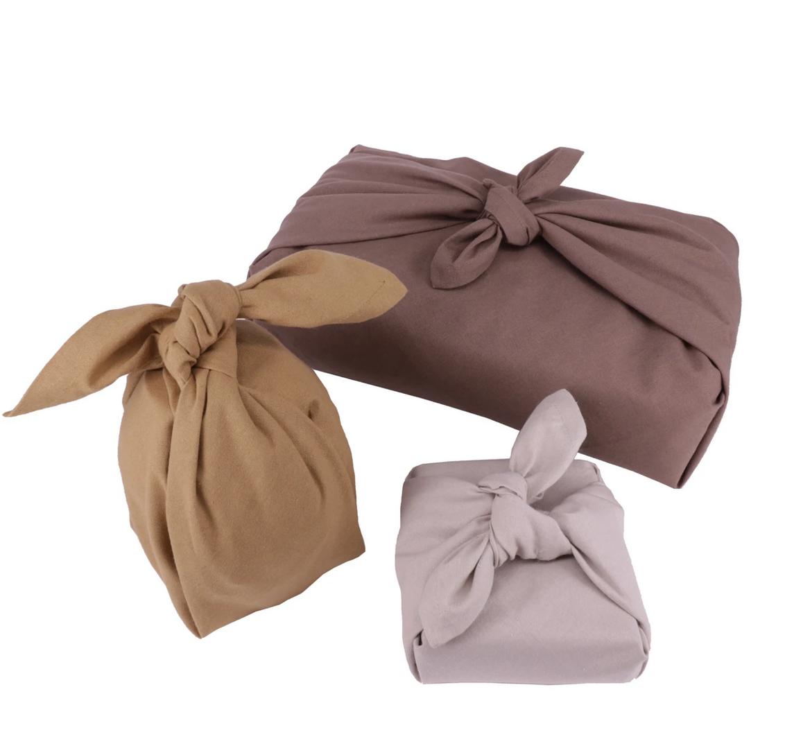 Geschenkverpakking Set - Aardekleuren - The Organic Company-1