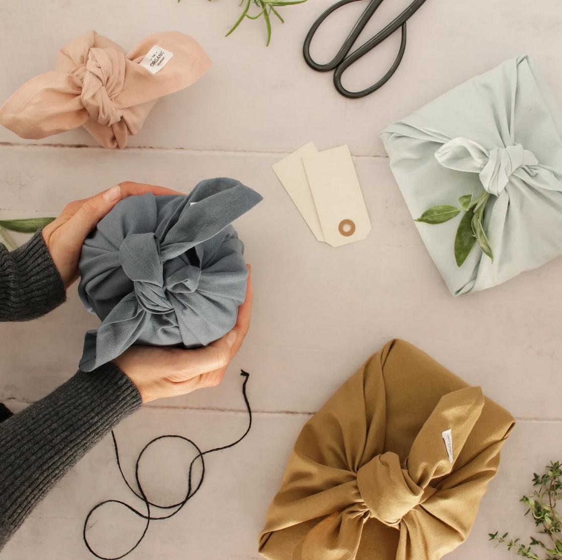 Geschenkverpakking Set - Aardekleuren - The Organic Company-5