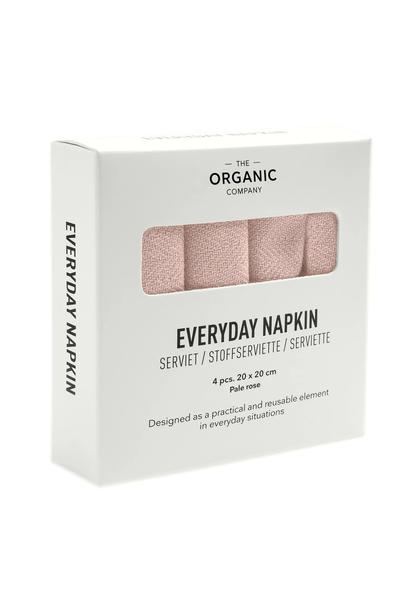 Napkins Pink